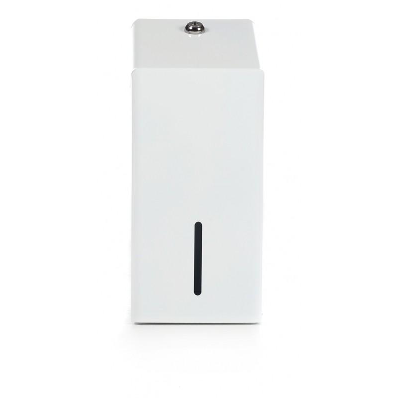 C21 Bulk Pack Toilet Tissue White Metal Dispenser
