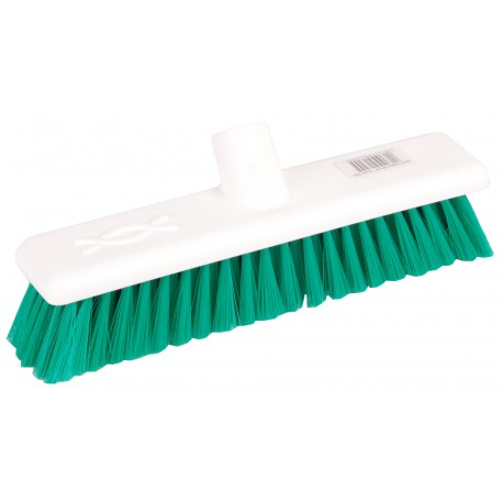 Hygiene Broom Head Green