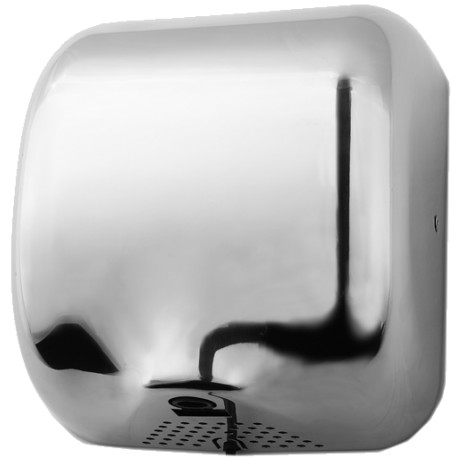 C21 Future Hand Dryer Polished Stainless Steel