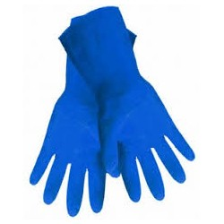 GR03 Rubber Gloves YELLOW