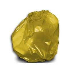 "Yellow Sacks 160g 18x29x39"" (1x200)"