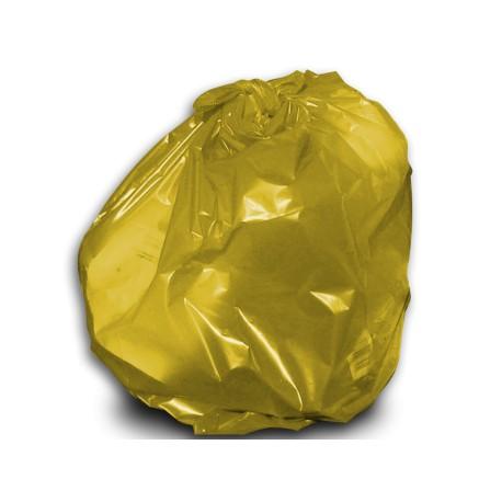 "Yellow Sacks 160g 18x29x39"" (1x200)"
