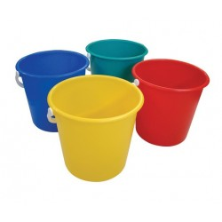 Plastic Bucket 10LT