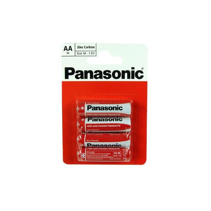 Zinc Carbon Battery : Panasonic zinc carbon batterys