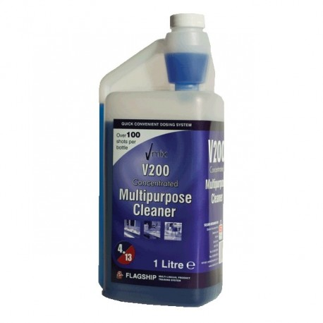 V200 Multipurpose Cleaner Concentrate 1L