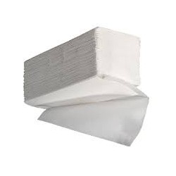 12910 - V Fold Hand Towel 2ply white