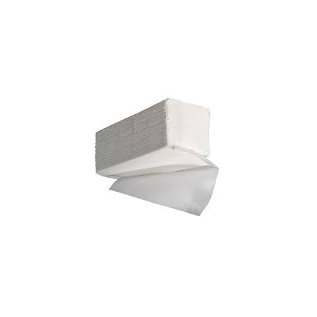 12910 - V Fold Hand Towel 2ply white