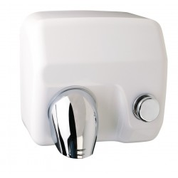 C21Push Button Nozzle Dryerr White