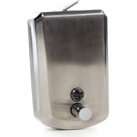Stainless Steel 1.2 Litre Soap Dispenser