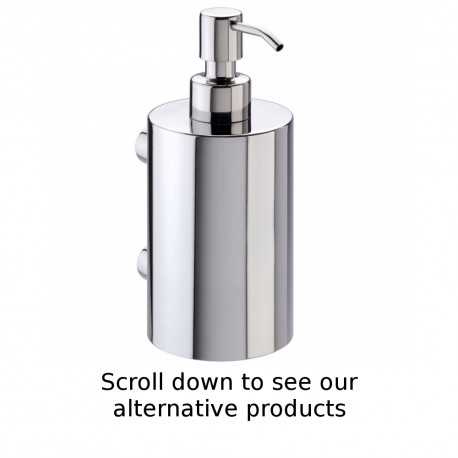 BC613 Dolphin Stainless Steel Soap Dispenser