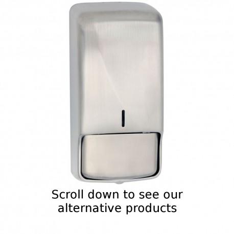 BC4305 Dolphin White Metal Bulk Pack Tissue Dispenser