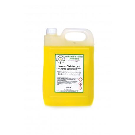 C21 Lemon Disinfectant 1x5ltr