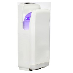 C21 Jet Blade Hand Dryer White