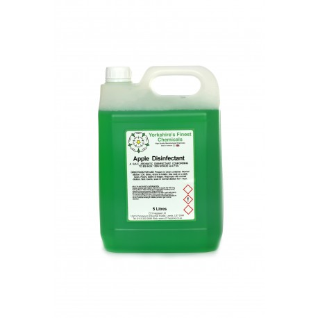 C21 Apple Disinfectant 1x5ltr