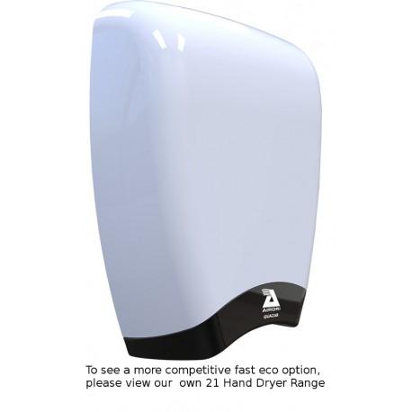 Airdri Quazar Hand Dryer White