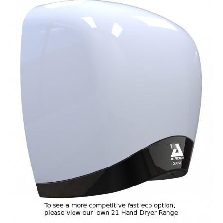 Airdri Quest Hand Dryer White