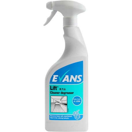 Evans Lift RTU 1x750ml