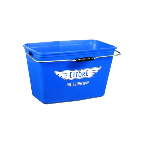Ettore 15 Litre Blue window Cleaning Bucket