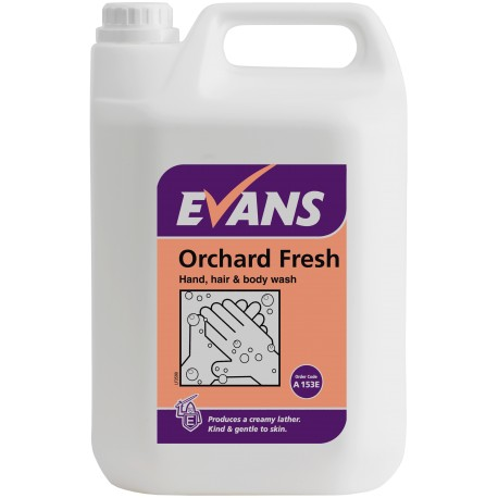 Evans Orchard Fresh 1x5ltr