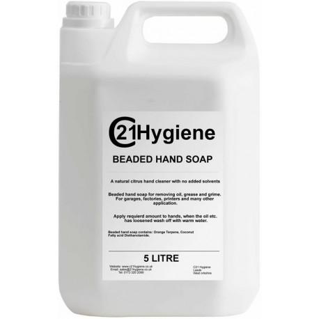 C21 Beaded Soap 1x5ltr
