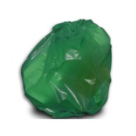 "Green Sacks 160g 18x29x39"" (1x200)"