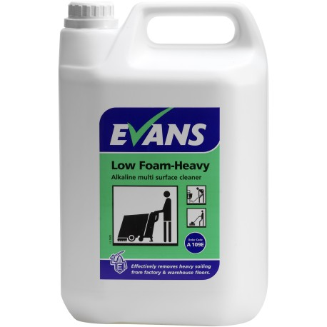 Evans Low Foam Heavy 1x5ltr