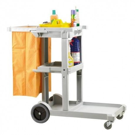 173 - Cleaners Trolley