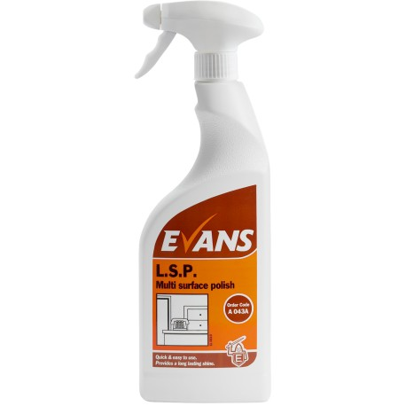 Evans L.S.P. Liquid Polish 750ml