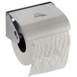 Dolphin BC266 Stainless Steel Toilet Roll Holder